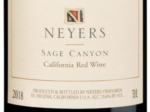 Neyers Sage Canyon Red Wine