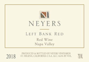 Neyers 2018 Left Bank Red Label