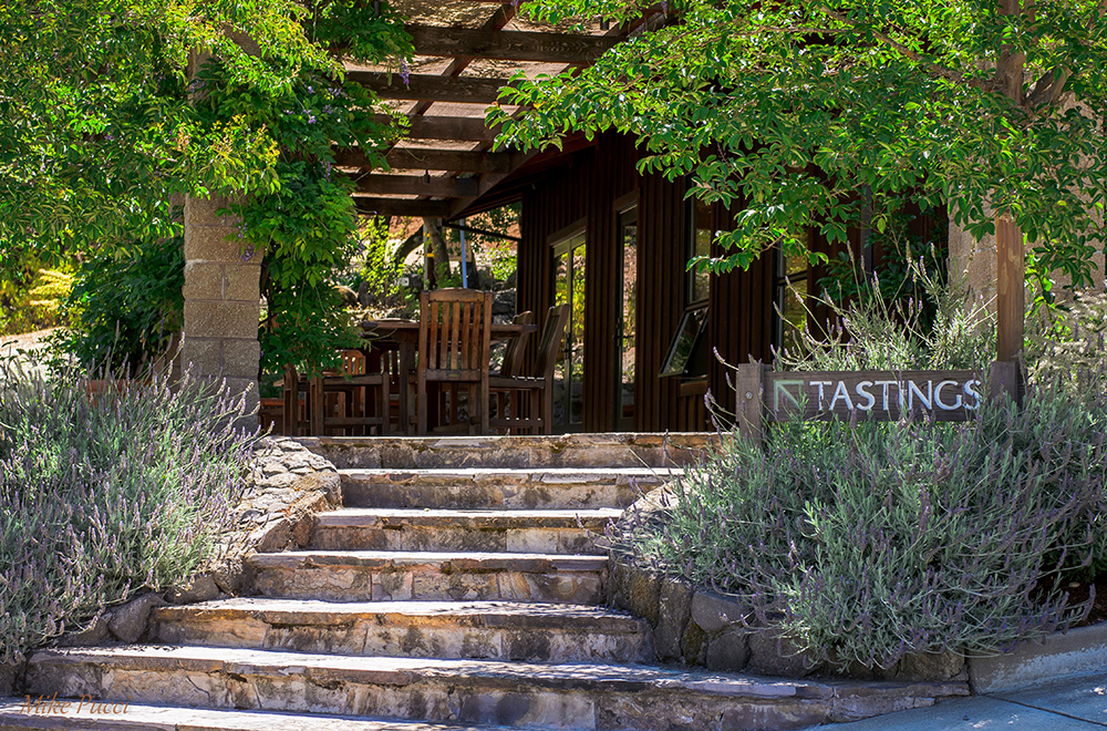Outside Tasting Room